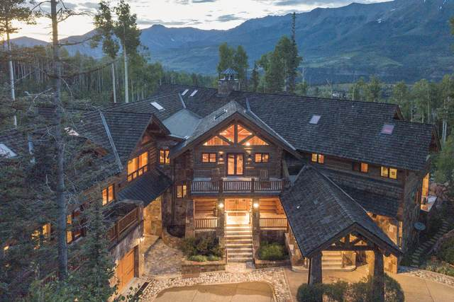 133 Polecat Lane, Mountain Village, CO 81435 (MLS #38335) :: Telluride Properties