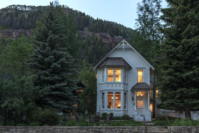 427 W Columbia Avenue, Telluride, CO 81435 (MLS #38353) :: Telluride Properties