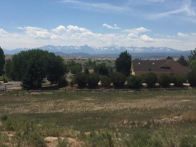 Lot C-9 Hatton Place, Montrose, CO 81401 (MLS #38354) :: Telluride Real Estate Corp.