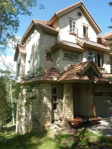 115 Aspen Ridge Drive 3Aa/3Bb, Mountain Village, CO 81435 (MLS #38379) :: Telluride Properties