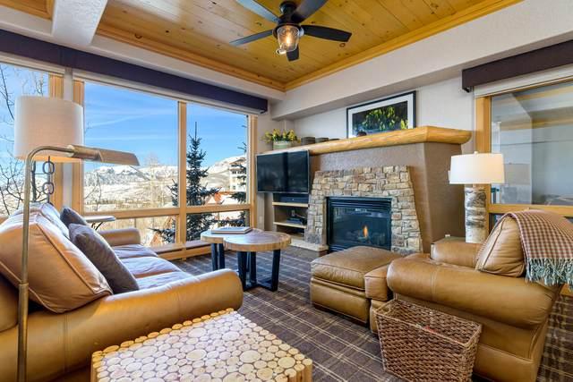 567 Mountain Village Boulevard 402-10, Mountain Village, CO 81435 (MLS #38381) :: Telluride Properties