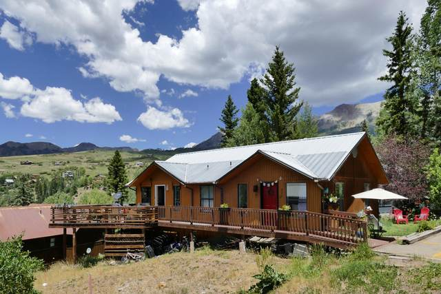 521 Society Drive, Telluride, CO 81435 (MLS #38414) :: Telluride Real Estate Corp.