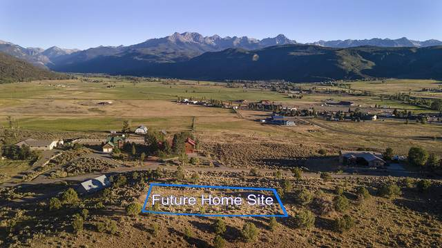 TBD Vista Drive #11, Ridgway, CO 81432 (MLS #38427) :: Telluride Real Estate Corp.