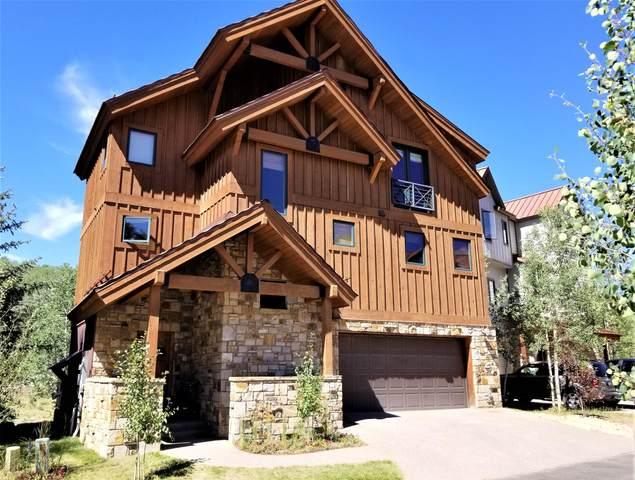 13 Boulders Way, Mountain Village, CO 81435 (MLS #38430) :: Compass