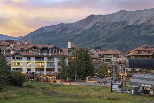 565 Mountain Village Boulevard #303, Mountain Village, CO 81435 (MLS #38448) :: Compass