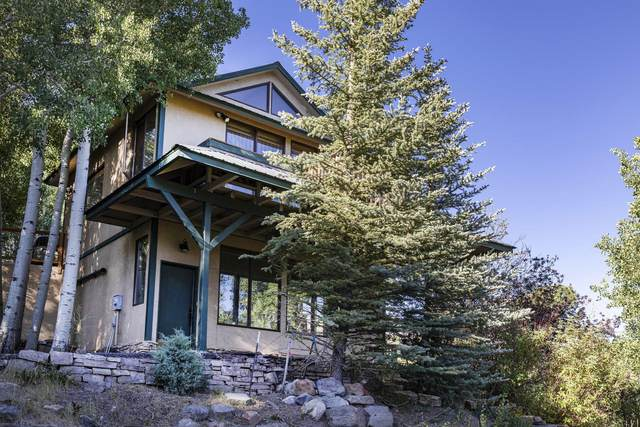 192 Nimbus Trail, Telluride, CO 81435 (MLS #38449) :: Compass