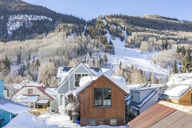431 W Pacific Avenue D, Telluride, CO 81435 (MLS #38451) :: Telluride Real Estate Corp.