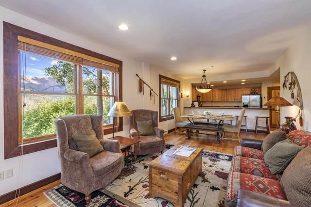 135 San Joaquin Road 112AB, Mountain Village, CO 81435 (MLS #38452) :: Telluride Real Estate Corp.