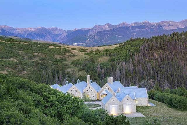 1068 Wilson Way, Telluride, CO 81435 (MLS #38490) :: Telluride Properties