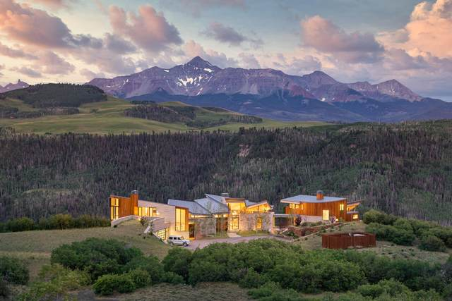 296 Gray Head Lane, Telluride, CO 81435 (MLS #38512) :: Compass