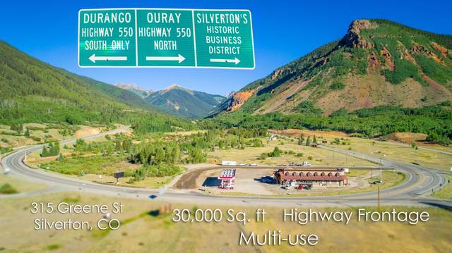 315 Greene Street, Silverton, CO 81433 (MLS #38513) :: Compass
