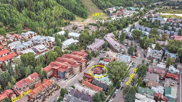 548 W Pacific Avenue B, Telluride, CO 81435 (MLS #38514) :: Telluride Real Estate Corp.