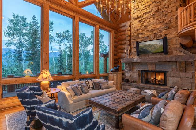 305 Benchmark Drive, Mountain Village, CO 81435 (MLS #38517) :: Compass
