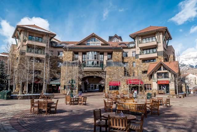 567 Mountain Village Boulevard 203/407, Mountain Village, CO 81435 (MLS #38524) :: Telluride Properties