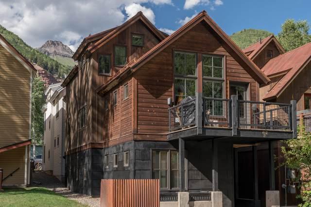 412 W Pacific Avenue #2, Telluride, CO 81435 (MLS #38532) :: Telluride Real Estate Corp.