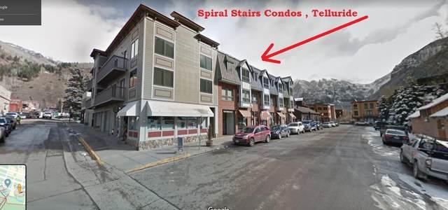 129 San Juan Av R11, Telluride, CO 81435 (MLS #38550) :: Telluride Properties