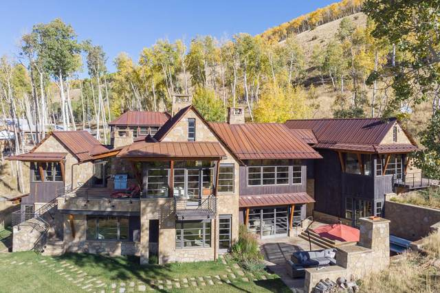 229 E Serapio Drive, Telluride, CO 81435 (MLS #38559) :: Telluride Real Estate Corp.