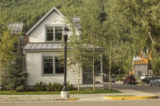 350 W Pacific Avenue A, Telluride, CO 81435 (MLS #38624) :: Telluride Real Estate Corp.