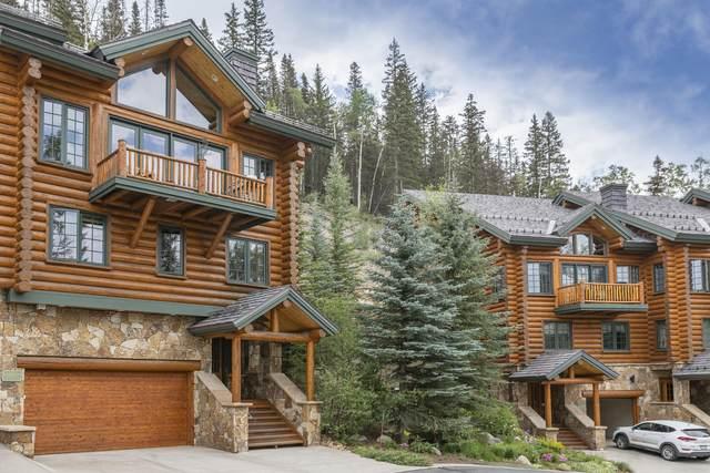 108 Lodges Lane #108, Mountain Village, CO 81435 (MLS #38628) :: Telluride Real Estate Corp.