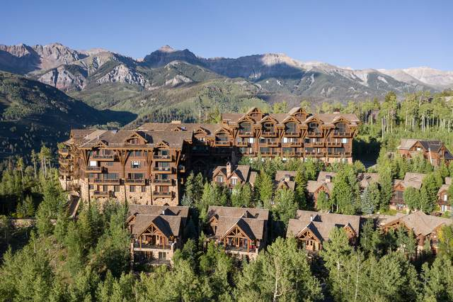 117 Sunny Ridge Place #132, Mountain Village, CO 81435 (MLS #38641) :: Telluride Standard