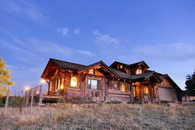 3401 Ponderosa Drive, Ridgway, CO 81432 (MLS #38656) :: Compass