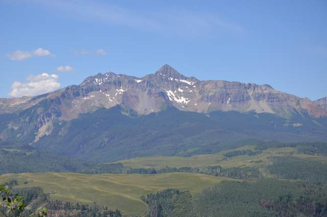 Lot 123 Basque Boulevard #123, Telluride, CO 81435 (MLS #38677) :: Telluride Properties