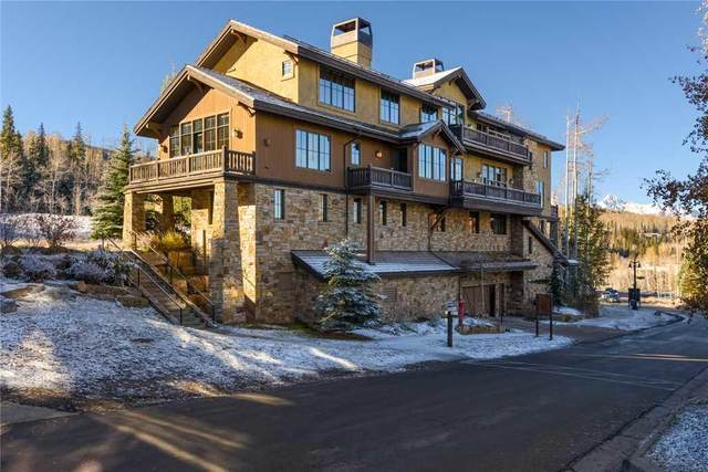 112 Lost Creek Lane #4, Mountain Village, CO 81435 (MLS #38680) :: Telluride Real Estate Corp.