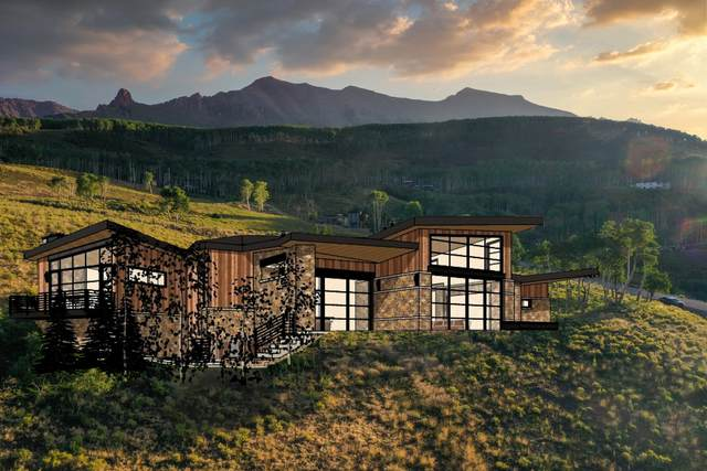 303 Basque Boulevard, Telluride, CO 81435 (MLS #38715) :: Telluride Properties