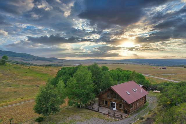 8100 County Road 58P, Placerville, CO 81430 (MLS #38720) :: Compass