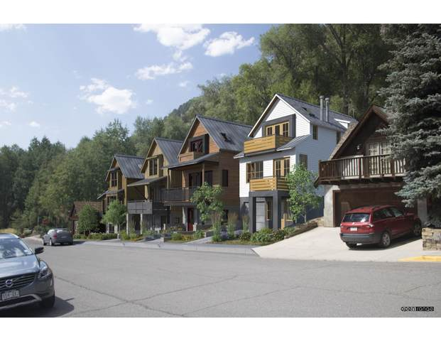 465 W Galena Avenue, Telluride, CO 81435 (MLS #38723) :: Telluride Properties