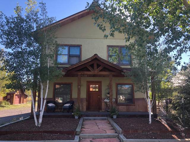 450 Kismet Street, Ridgway, CO 81432 (MLS #38724) :: Telluride Real Estate Corp.