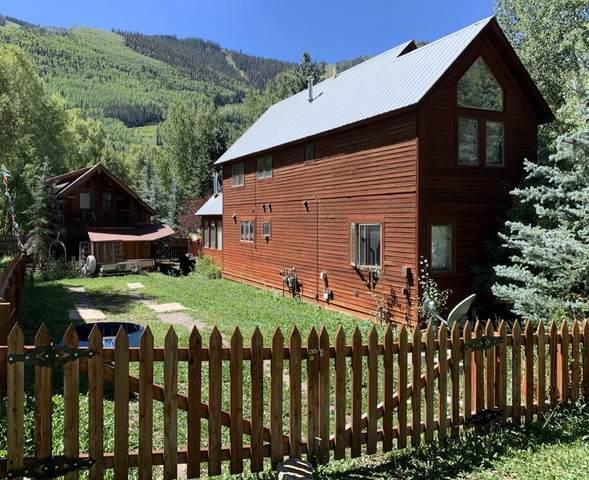 580 W Galena Avenue, Telluride, CO 81435 (MLS #38733) :: Telluride Properties
