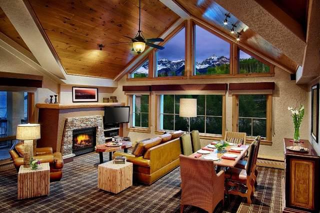 567 Mountain Village Boulevard 406-3, Mountain Village, CO 81435 (MLS #38768) :: Telluride Properties