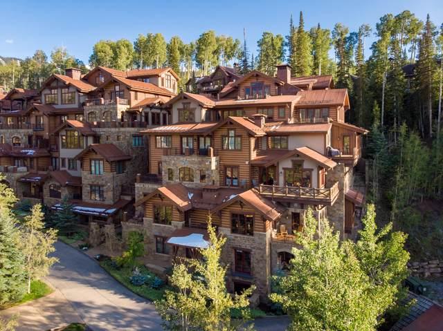 12 Elkstone Place #101, Mountain Village, CO 81435 (MLS #38773) :: Telluride Properties