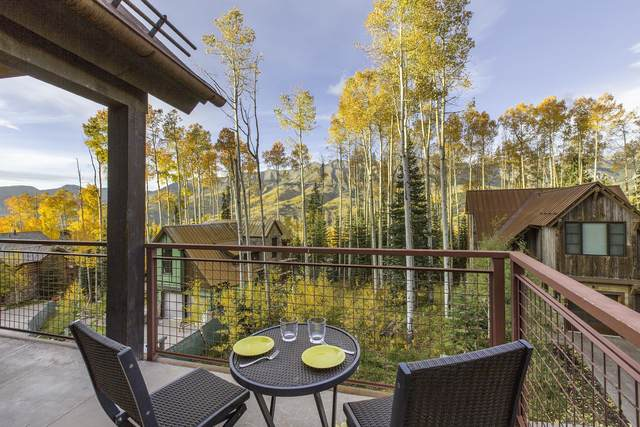 12 Trails Edge Lane #2, Mountain Village, CO 81435 (MLS #38781) :: Telluride Real Estate Corp.