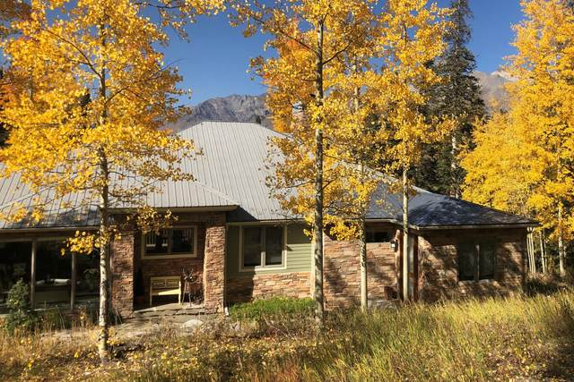 27 Spruce Way, Telluride, CO 81435 (MLS #38843) :: Telluride Properties