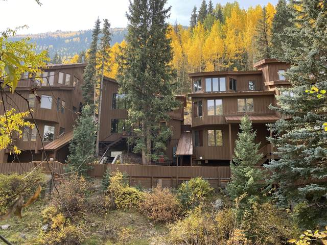 333 S Fir Street #103, Telluride, CO 81435 (MLS #38847) :: Compass