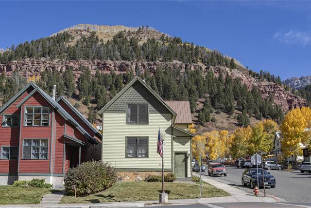 501 W Colorado Avenue, Telluride, CO 81435 (MLS #38867) :: Compass
