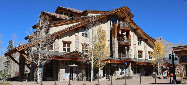 560 Mountain Village Boulevard #203, Mountain Village, CO 81435 (MLS #38883) :: Telluride Real Estate Corp.