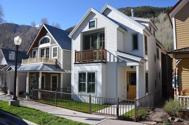 412 W Pacific Avenue #1, Telluride, CO 81435 (MLS #38893) :: Telluride Real Estate Corp.