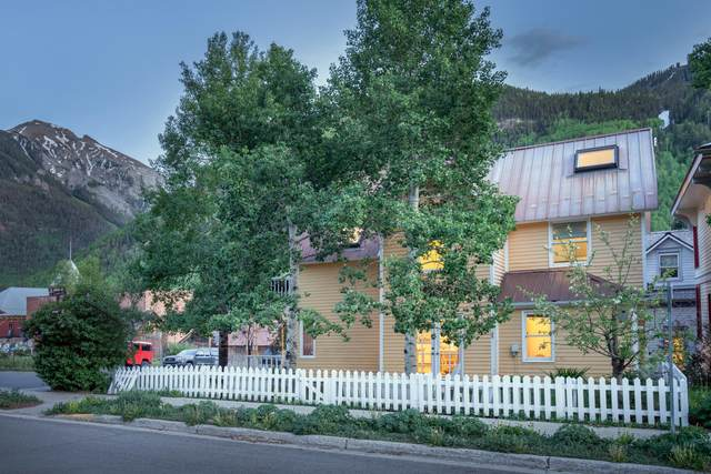 133 N Aspen Street, Telluride, CO 81435 (MLS #38908) :: Telluride Real Estate Corp.