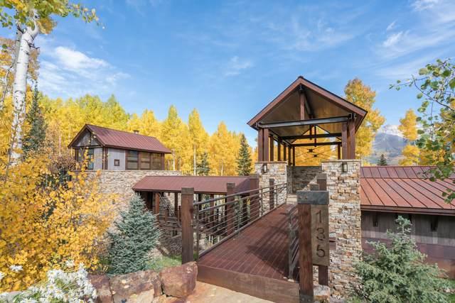 135 Palmyra Drive, Mountain Village, CO 81435 (MLS #38920) :: Telluride Real Estate Corp.