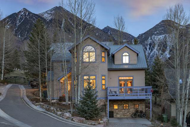 970 Primrose Lane, Telluride, CO 81435 (MLS #38923) :: Telluride Real Estate Corp.