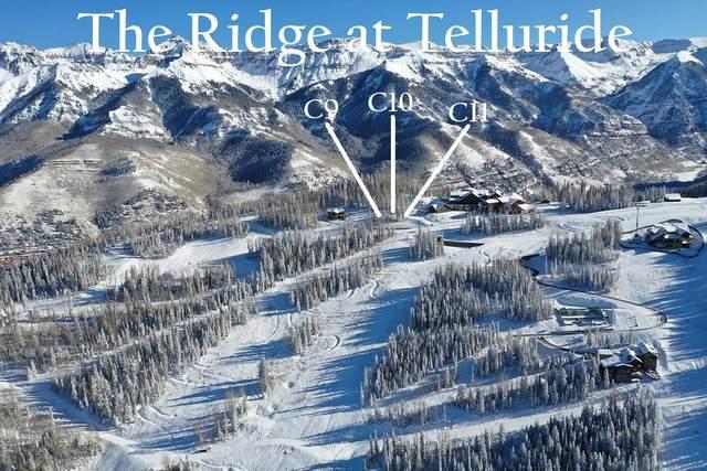 #10 Coonskin Ridge Lane C-10, Mountain Village, CO 81435 (MLS #38953) :: Telluride Properties