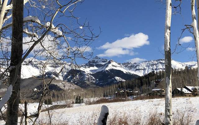 TBD Meadow Drive #35, Telluride, CO 81435 (MLS #38967) :: Telluride Properties
