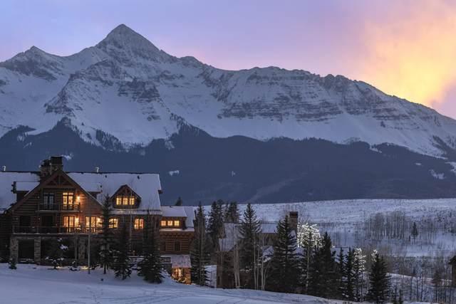 100 Pennington Place #4, Mountain Village, CO 81435 (MLS #38975) :: Telluride Standard