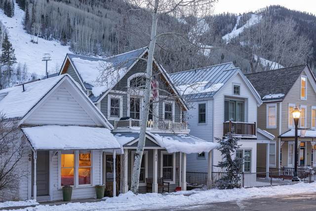 406 W Pacific Avenue, Telluride, CO 81435 (MLS #38999) :: Compass
