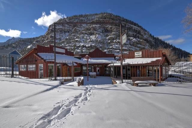 920 Main Street, Ouray, CO 81427 (MLS #39011) :: Telluride Properties
