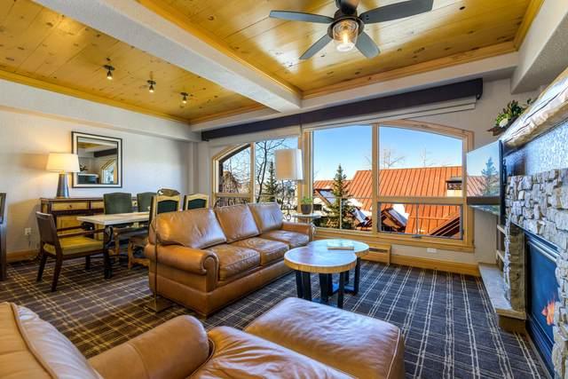 567 Mountain Village Boulevard 404-6, Mountain Village, CO 81435 (MLS #39017) :: Telluride Properties