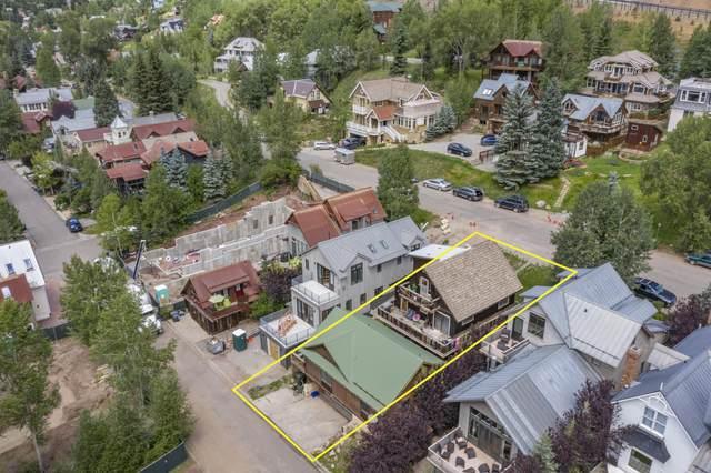 850 E Columbia Avenue, Telluride, CO 81435 (MLS #39046) :: Telluride Real Estate Corp.